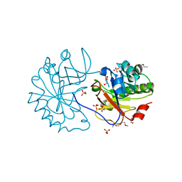 Molmil generated image of 2wag