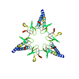 Molmil generated image of 2wg6