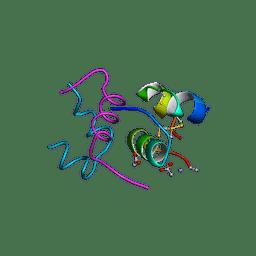 Molmil generated image of 2wru