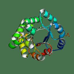 Molmil generated image of 2x1u