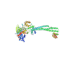 Molmil generated image of 2xag