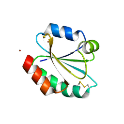 Molmil generated image of 2xbq