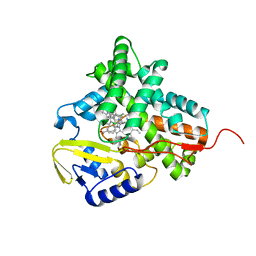 Molmil generated image of 2xfh