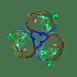 Molmil generated image of 2xg6