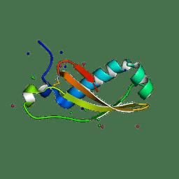 Molmil generated image of 2xgl