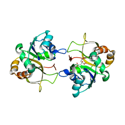 Molmil generated image of 2xmh