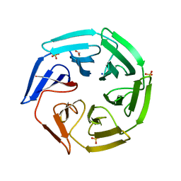 Molmil generated image of 2xn4