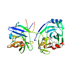 Molmil generated image of 2xni
