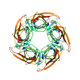 Molmil generated image of 2xnv