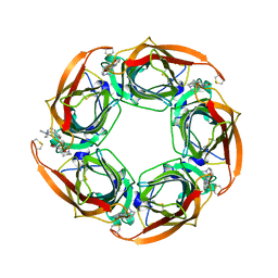 Molmil generated image of 2xys