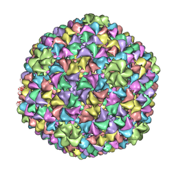 Molmil generated image of 2xyz