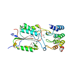 Molmil generated image of 2y0b
