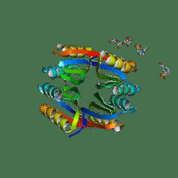 Molmil generated image of 2y3y