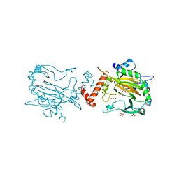 Molmil generated image of 2yc0