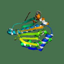 Molmil generated image of 2yeg