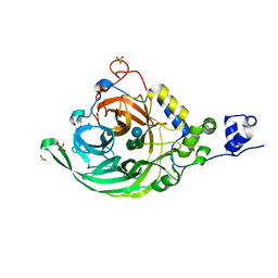 Molmil generated image of 2yft