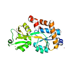 Molmil generated image of 2yjp