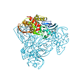Molmil generated image of 2yqb