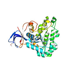 Molmil generated image of 2z00