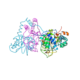 Molmil generated image of 2zcf