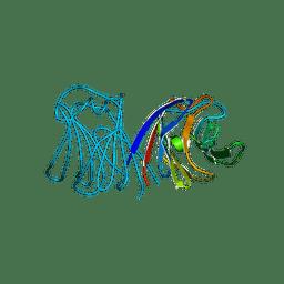 Molmil generated image of 2zgk