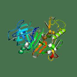 Molmil generated image of 2zjk