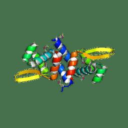 Molmil generated image of 2zkz