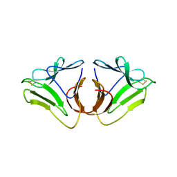 Molmil generated image of 3a0c