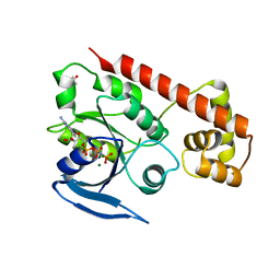 Molmil generated image of 3a1u