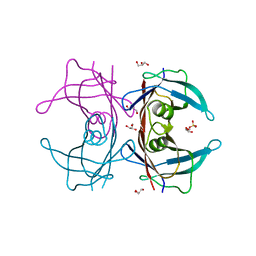 Molmil generated image of 3a4f