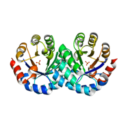 Molmil generated image of 3ajx