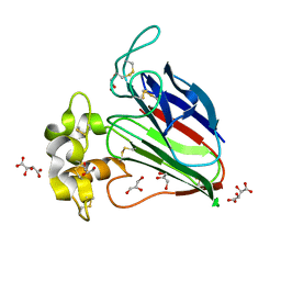 Molmil generated image of 3ald