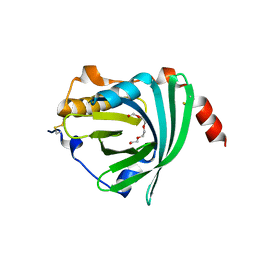 Molmil generated image of 3apu