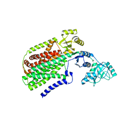 Molmil generated image of 3aqp