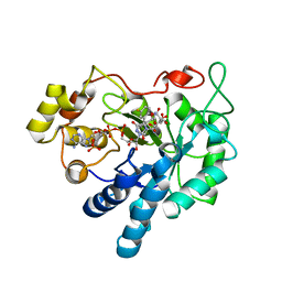 Molmil generated image of 3bcj