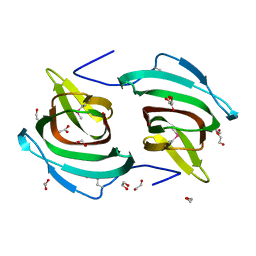 Molmil generated image of 3bcw