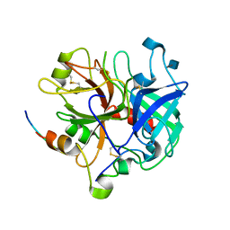 Molmil generated image of 3bef
