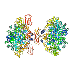 Molmil generated image of 3bg3