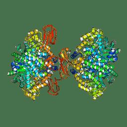 Molmil generated image of 3bg3
