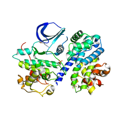 Molmil generated image of 3bht