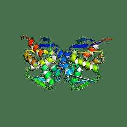 Molmil generated image of 3bim