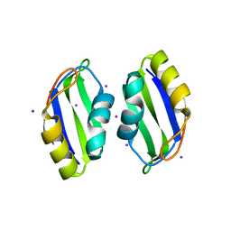 Molmil generated image of 3bs9