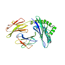 Molmil generated image of 3bvn