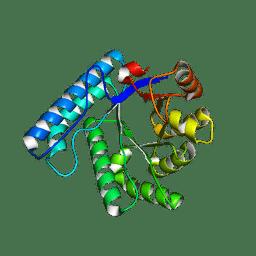 Molmil generated image of 3bzg