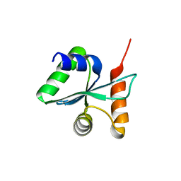 Molmil generated image of 3bzt