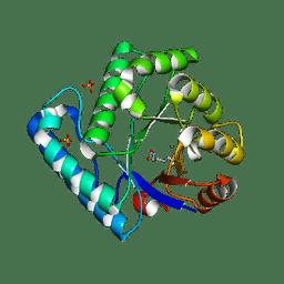 Molmil generated image of 3c0q