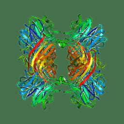 Molmil generated image of 3c2u