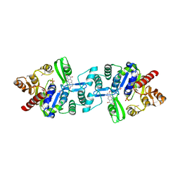 Molmil generated image of 3c3d