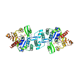 Molmil generated image of 3c3e