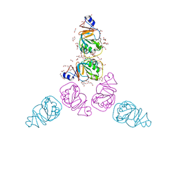 Molmil generated image of 3c8o